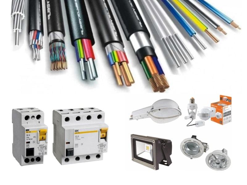 Электротехническая продукция: классификация и общая характеристика