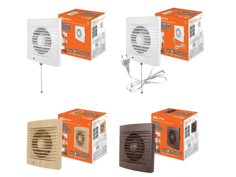бытовой настенный вентилятор