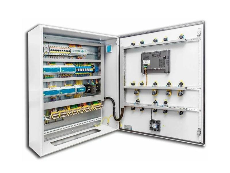 Шкаф управления отоплением